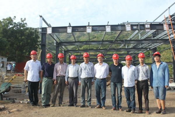 援佛得角农产品初加工中心项目通过中期验收