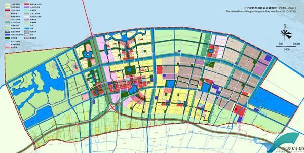 枣庄市中新区规划图