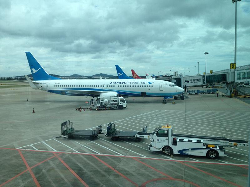 福州机场旅客吞吐量突破1000万人次