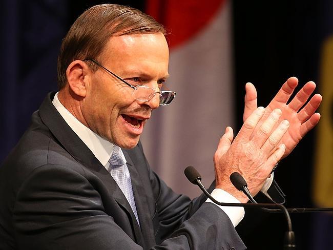澳总理阿博特力挺澳与中日韩双边自贸协定
