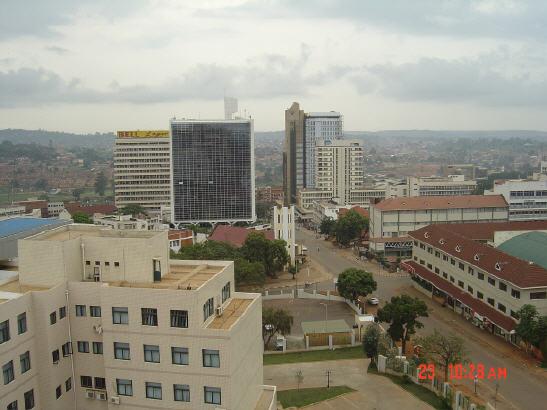 中企在乌干达兴建多座工业园